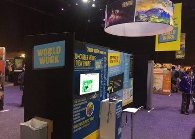 The World Of Work - Careers Expo 08