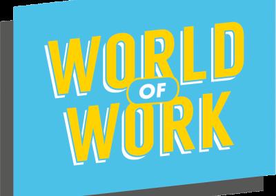 The World Of Work Logo